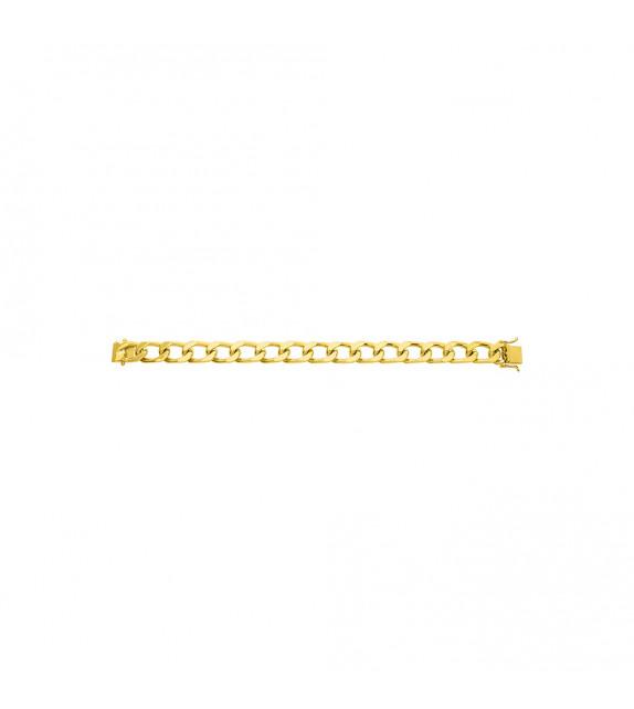 Chaîne Homme - Or 18 Carats - Largeur chaîne : 10 mm