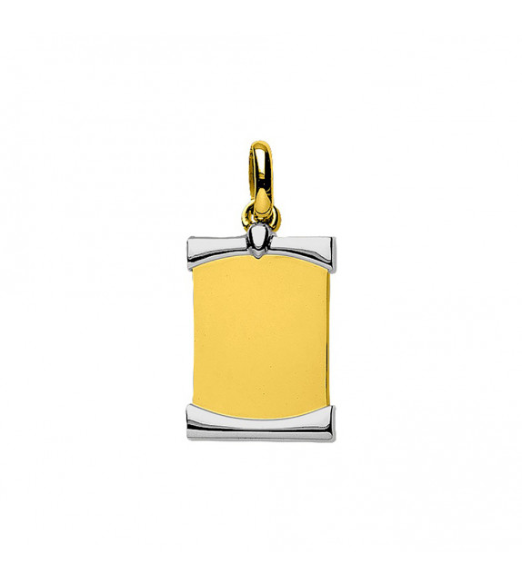 Pendentif homme - Or 18 Carats