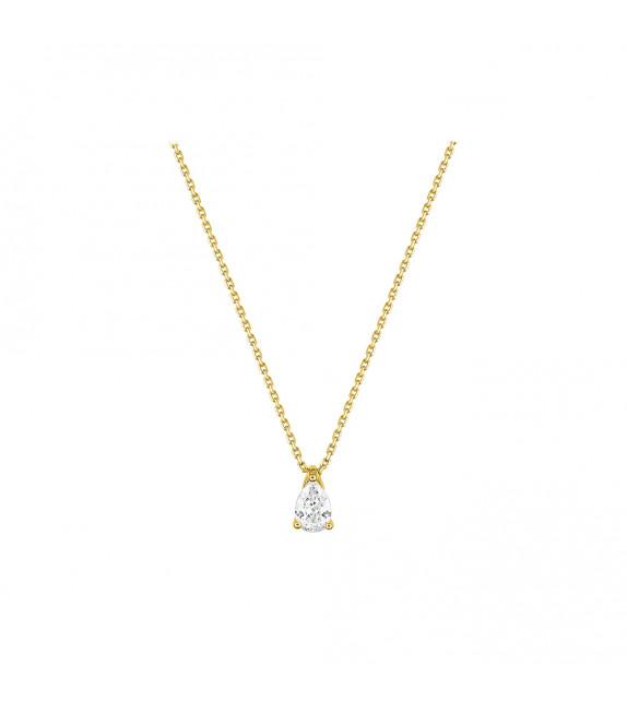 Collier Mixte - Or 18 Carats - Longueur : 42 cm