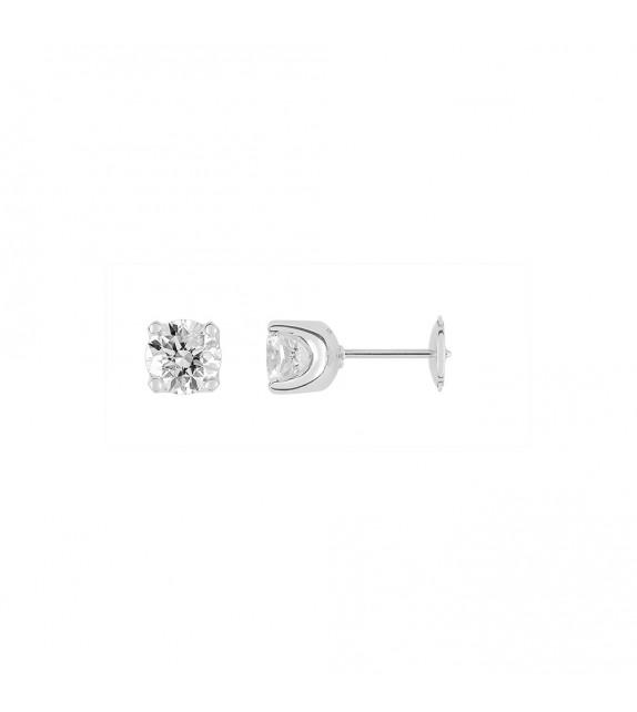 Boucles d'oreilles femme - Or 18 Carats