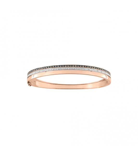 Bracelet Femme - Or 18 Carats - Longueur : 18 cm
